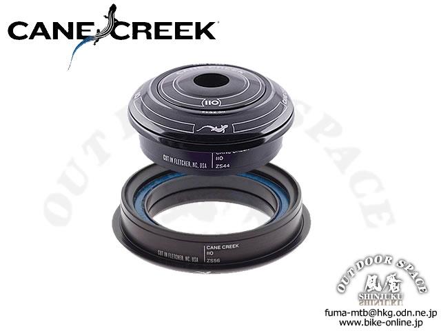 CANE CREEK [ 110 ZS44 Short / ZS56/40 上下セット ] 1.5Tテーパードコラム用 【風魔新宿】