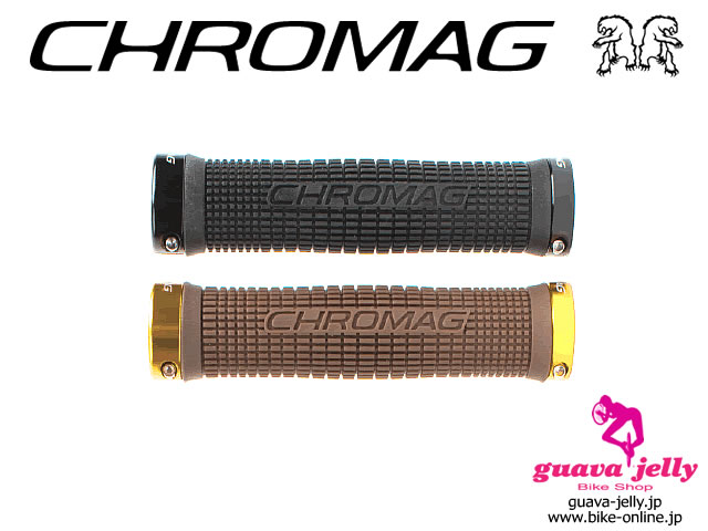 CHROMAG [ SQUAREWAVE Grip ] �����⿷�ɡ�