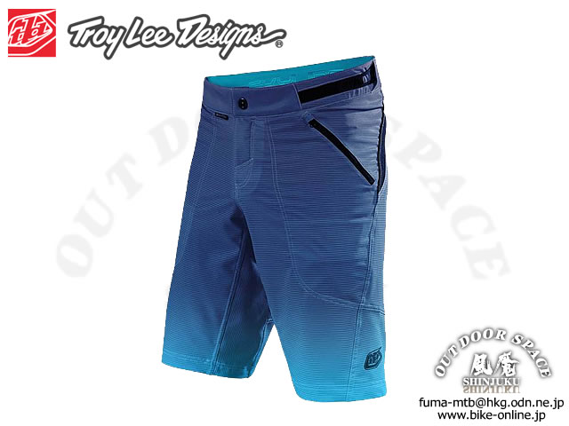 Troy Lee Designs [ SKYLINE Short 2017 ] DISSOLVE BLUE 【GROVE青葉台】