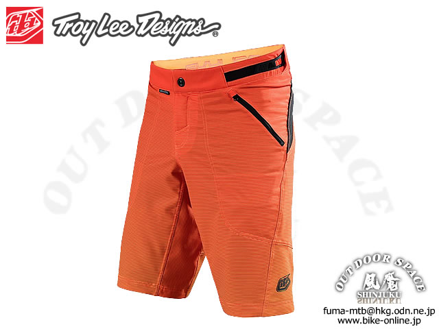 Troy Lee Designs [ SKYLINE Short 2017 ] DISSOLVE ORANGE 【GROVE青葉台】  ※在庫限定特価
