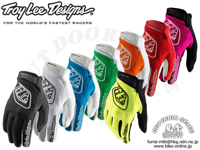 Troy Lee Designs [ Air Glove ] 2016 【風魔新宿】