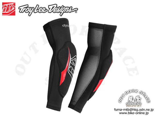 Troy Lee Designs [ RAID ELBOW GUARD ] D3O Protection 【GROVE青葉台】
