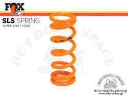 "FOX RACING SHOX [ SLS(Super Light Steel) SPRING 3.00"" ] Van R, Van RC, DHX用 スチールスプリング 【GROVE青葉台】  ※在庫限定特価"