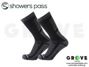 SHOWERS PASS [ LIGHTWEIGHT WATERPROOF SOCKS / CROSSPOINT BRIGHTS & CLASSIC  ] 完全防水 【GROVE青葉台】