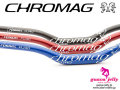CHROMAG [ FUBARS FU40 ] Hi-Rise handle bar 【風魔新宿】
