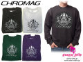 CHROMAG [ MIND CONTROL  SWEAT ] 【風魔新宿】