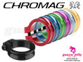 CHROMAG [ NQR ] FIXED BOLT seat post clamp 【風魔新宿】
