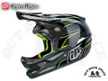 Troy Lee Designs [ D3 CARBON HELMET ] Evo Gray �����ⲣ�͡�