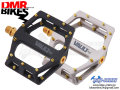 DMR [ VAULT PEDAL - SUPER LIGHT ] Magnesium body / Titan axles 【BIKE-ONLINE】 ★メーカーお取り寄せ