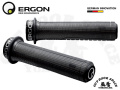 ERGON [ GD1 Factory Grips - MTB Gravity Grip ] Frozen Black 【風魔横浜】