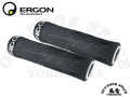 ERGON [ GE1 Factory Grips ] Frozen Black 【風魔横浜】