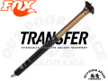 FOX RACING SHOX [ 2017 FACTORY TRANSFER Hydraulic Infinite Adjust Seatpost ] ���������֥롦������ ��31.6 �����ⲣ�͡�