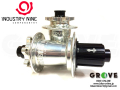 INDUSTRY NINE [ TORCH Classic Hub Set ] 32H/Silver 【GROVE鎌倉】