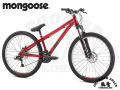 "MONGOOSE [ 2017 FIREBALL 8 speed 26"" ] RED 【風魔横浜】"