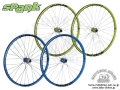 SPANK [ OOZY 295 TRAIL 650B/28H ] F&R WHEEL SET F:15mm&20mm | R/142x12mm&135mmQR 【風魔新宿】