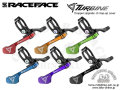 RACE FACE [ 1x Hop-Up Lever Upgrade Turbine Dropper ] 可変シートポスト用レバー 【風魔新宿】