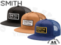 SMITH [ Charter Hat - Snapback ] 【風魔横浜】
