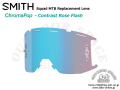SMITH [ Squad MTB Replacement Lens ] ChomaPOP Contrast Rose Flash 【風魔新宿】