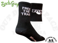 Sock Guy [ サイクルソックス チャリティーシリーズ ] Free The Trail 【風魔横浜】