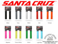 SANTA CRUZ [ PALMDALE LOCK-ON GRIPS ] 9色展開 【風魔新宿】