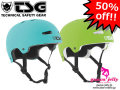 TSG [ EVOLUTION HELMET ] Flat Blue/Green L/XL������ �����⿷�ɡ�
