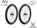 AKI WORLD [ NOVATEC x ALEX 650b Complete Wheel �� ��������° ��BIKE-ONLINE�� ���᡼����������