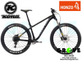 KONA [ 2018 BIG HONZO 27.5+ ] Sサイズ / Matt Black 【 GROVE鎌倉 】