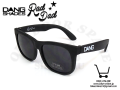 DANG SHADES [ RAD DAD ] BLACK x BLACK 【風魔新宿】