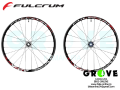 FULCRUM  [ RED ZONE ] 26Inch / BLACK 【 GROVE 鎌倉 】 ※超希少26Inch完組ホイール