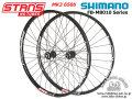 完組ホイール [ STAN'S NOTUBES ARCH MK3 650b (27,5インチ) × SHIMANO XT M8010 Hub ] 32H F&R WHEEL SET 【風魔新宿】