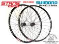 完組ホイール [ STAN'S NOTUBES FLOW MK3 650b (27,5インチ) × SHIMANO XT M8010 Hub ] 32H F&R WHEEL SET 【風魔新宿】
