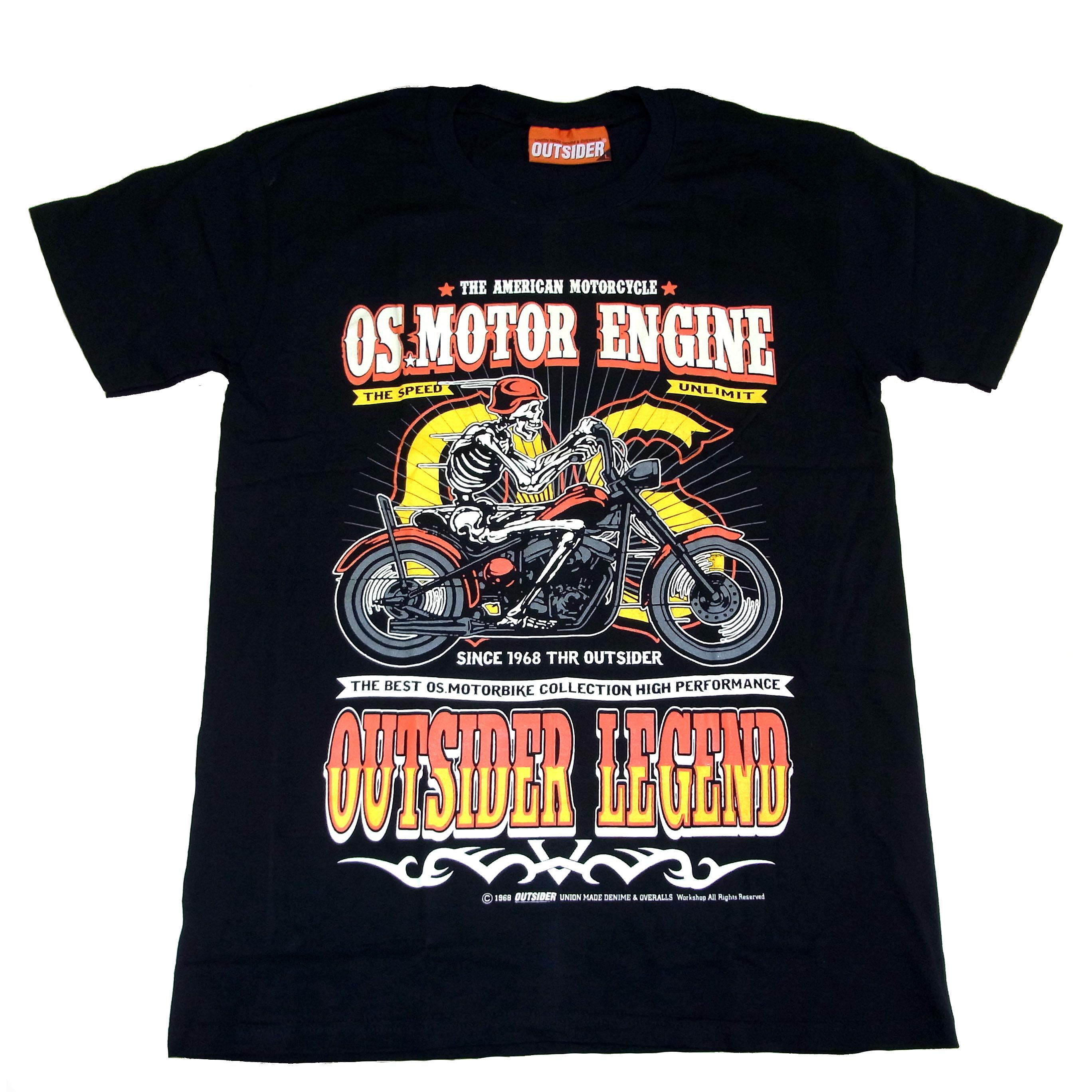 デザインTシャツ OUTSIDER 02★お好きなデザイン選んで 3枚セット¥3,000★