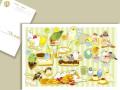 【ことりスイーツ】ポストカード19/多種◆クロネコDM便可能