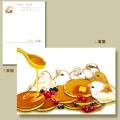 【ことりスイーツ】ポストカード20/十姉妹◆クロネコDM便可能