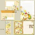 【ことりスイーツ】A5レターセット3/多種◆クロネコDM便可能