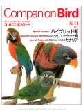 9992861【誠文堂新光社】★Companion Bird (コンパニオンバード) NO.11◆クロネコDM便可能