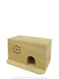 9992958【カワイ】文鳥用 横型巣箱