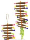 9994097【Prevue Hendryx】62506 Tropical Teasers Twisting Sticks
