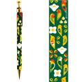 9996263【KOTORITACHI】レトロシャープペン/木の花のインコ