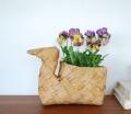 白樺のBird Basket