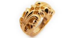 クロムハーツK&Tリング(指輪)