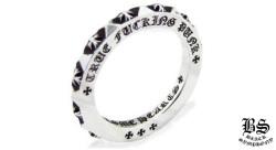 クロムハーツTFPプラスパンクリング(指輪)