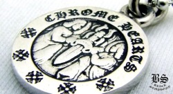 クロムハーツエンジェルメダルチャームV2(ネックレス)
