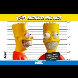 Ron English x The Simpsons( �����å��� x ����ץ���)��Bart Grin�ʥС��ȡ������ˡ�OG Ver