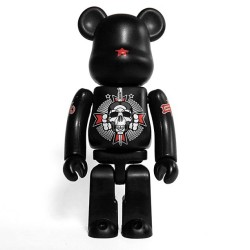 David Flores x Geoff Rowley/FLIP x BlackBook Toy(デイビッド・フローレス×ジェフ・ローリー) It's been a minute記念BE@RBRICK
