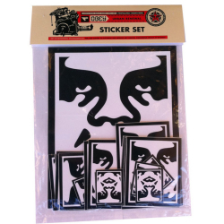 OBEY/Shepard Fairey�ʥ��٥��ˡ�Icon Face�ʥ�������ե������ˡ����ƥå����ѥå�