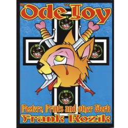 Frank Kozik(フランク・コジック) Ode to Joy(オード・トゥ・ジョイ) 作品集(ハードカバー)