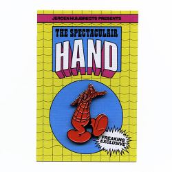 Jeroen Huijbregts x Stupid Crap:The Spectacular Hand ピンズ 1個単位