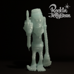 Rockin' Jelly Bean(ロッキンジェリービーン) Freaky Monsters Village:Mummie Man Haunted