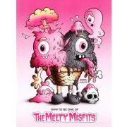 "Buff Monster�ʥХե�󥹥����ˡ�""How to be one of the Melty Misfits""�ݥ�����"